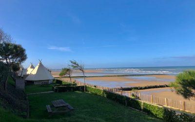 Votre Camping en bord de mer dans le Calvados