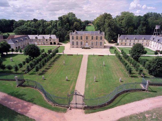 Les plus beaux châteaux normands